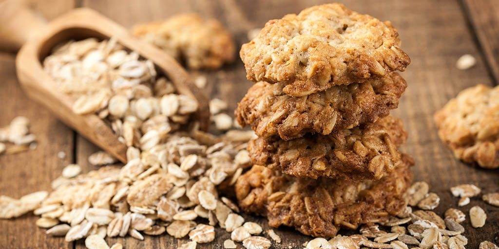 How To Make Chewy Oatmeal Almond Butter Cookies