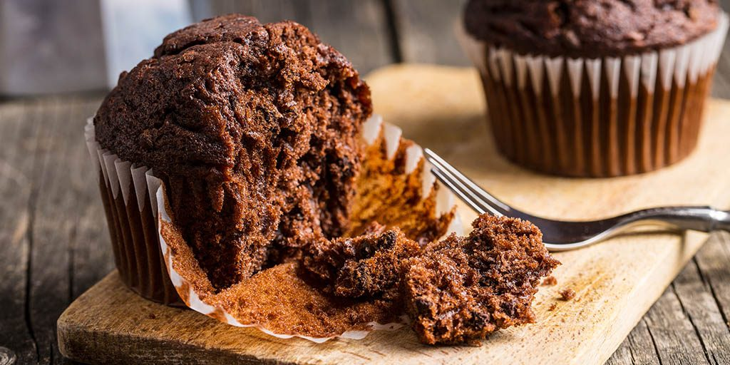 How To Make Chocolate Spinach Muffins