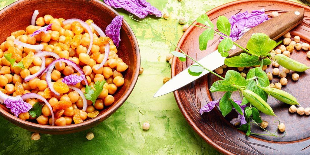 How To Make Cranberry Chickpea Salad