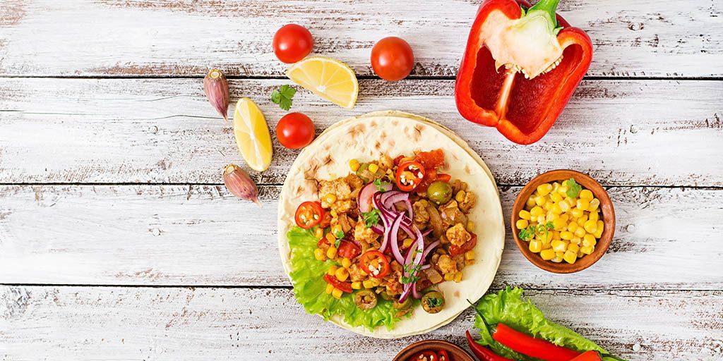 How To Make Detox Taco Salad