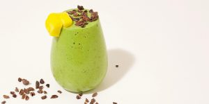 How To Make Mint Chocolate Chip Smoothie