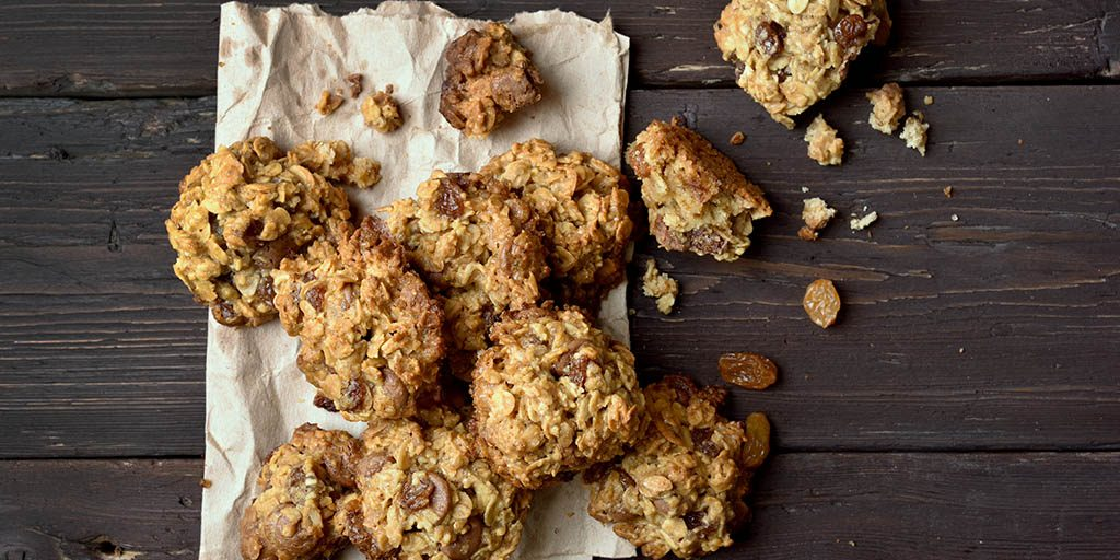 How To Make Oat Chocolate Chip Cookies