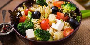 How To Make Pasta Salad with Balsamic Basil Vinaigrette