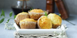 How To Make Peanut Butter Muffins