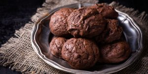 How To Make Peanut Butter-Stuffed Chocolate Cookies
