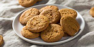How To Make Pumpkin Gingersnap Cookies