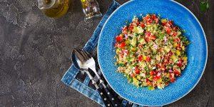 How To Make Quinoa Tabbouleh