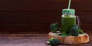 How To Make Raw Broccoli Smoothie