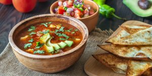 How To Make Salsa Soup