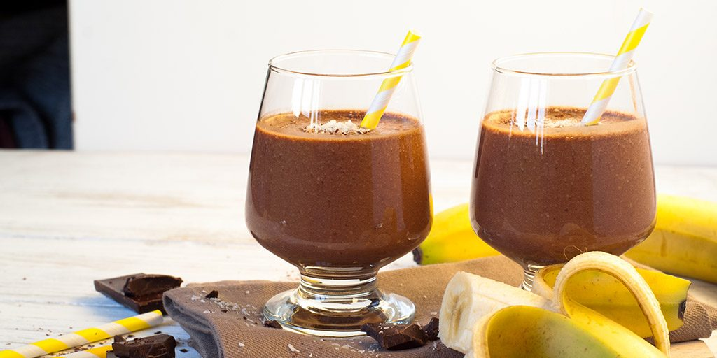 How To Make Secretly Green Chocolate Milkshake