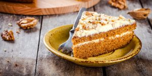 How To Make Single Serving Carrot Cake
