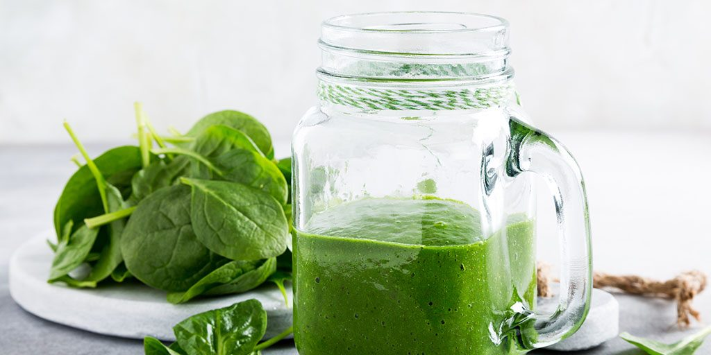 How To Make Super Detox Green Cleansing Smoothie