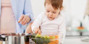 Transitioning Vegan Toddlers off of Breastmilk or Formula